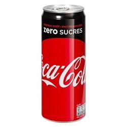 Image de Coca zéro 33 cl