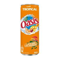 Image de Oasis tropical 33 cl