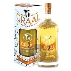 Image de Rhum Arrangé GRAAL Citron Passion 70CL